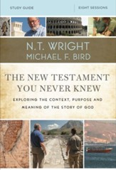 The New Testament You Never Knew Study Guide - eBook