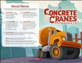 Concrete & Cranes: Bulletins (pkg. of 25)