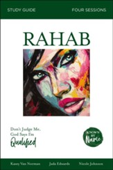 Known by Name: Rahab: Don't Judge Me; God Says I'm Qualified - eBook