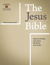 The Jesus Bible, ESV Edition, eBook - eBook