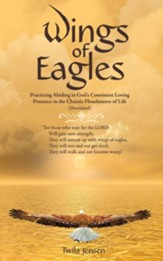 Wings of Eagles: Practicing Abiding in God'S Consistent Loving Presence in the Chaotic Floodwaters of Life (Devotional) - eBook
