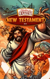 NIrV Adventures in Odyssey New Testament, Softcover