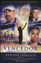 Vencedor Estudio Biblico (Overcomer Bible Study Workbook)