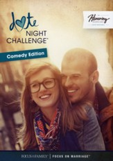 Date Night Challenge Comedy Edition DVD