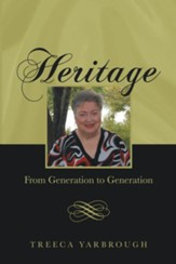 Heritage: From Generation to Generation - eBook
