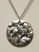 Tree of Life, Serenity, Necklace