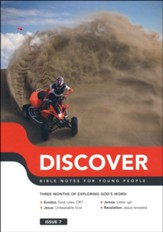 Discover: Book 7, Bible Notes for Young People