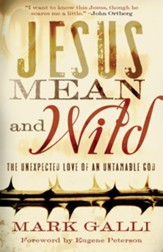 Jesus Mean and Wild: The Unexpected Love of an Untamable God - eBook