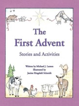 The First Advent: Stories and Activities - eBook
