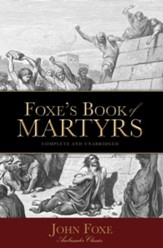 Foxe's Book of Martyrs - eBook