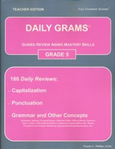 Daily Grams Grade 5