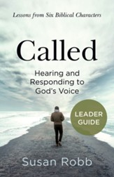 Called Leader Guide: Hearing and Responding to God's Voice - eBook