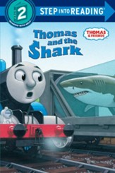 Step into Reading - Thomas and the Shark