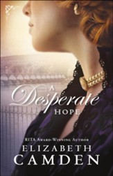 A Desperate Hope (An Empire State Novel Book #3) - eBook