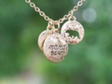 Mama Bear Charms Necklace