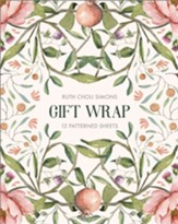 GraceLaced Gift Wrapping Paper, 12 Sheets