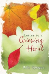 Letter to a Grieving Heart - eBook