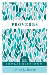Proverbs- Everyday Bible Commentary - eBook