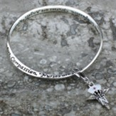 Nurse Mobius Bracelet with Charm
