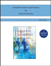 Complete Solutions and Answers for  General Chemistry  (2nd Edition)