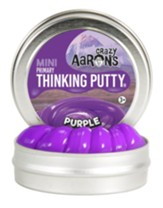 Mini Thinking Putty, Purple