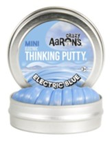 Mini Thinking Putty, Electric Blue