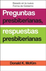 Presbyterian Questions, Presbyterian Answers, Spanish Edition - eBook
