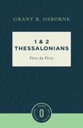 1 and 2 Thessalonians Verse by Verse - eBook