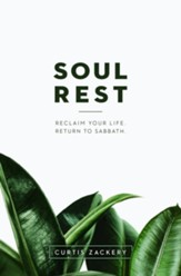 Soul Rest: Reclaim Your Life. Return to Sabbath. - eBook
