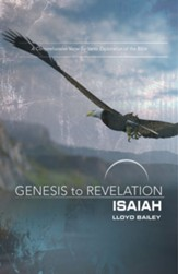Genesis to Revelation: Isaiah Participant Book Large Print: A Comprehensive Verse-by-Verse Exploration of the Bible - eBook