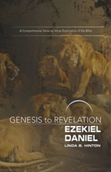 Genesis to Revelation: Ezekiel, Daniel Participant Book Large Print: A Comprehensive Verse-by-Verse Exploration of the Bible - eBook