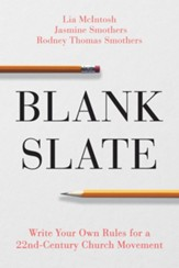 Blank Slate: Write Your Own Rules for a 22nd-Century Church Movement - eBook