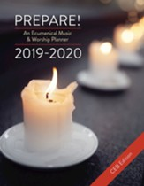 Prepare! 2019-2020 CEB Edition: An Ecumenical Music & Worship Planner - eBook