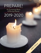Prepare! 2019-2020 NRSV Edition: An Ecumenical Music & Worship Planner - eBook