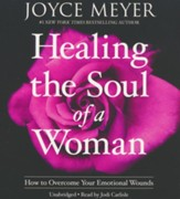 Healing The Soul Of A Woman, Unabridged Audio CD