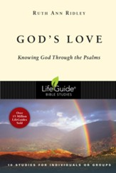 God's Love: Knowing God Through the Psalms - eBook