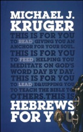 Hebrews for You, Softcover