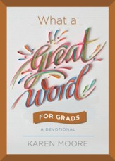 What a Great Word for Graduates - eBook