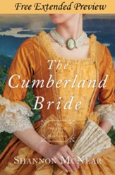 The Cumberland Bride (Free Preview): Daughters of the Mayflower - book 5 - eBook