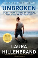 Unbroken: A World War II Story of Survival, Resilience, and Redemption movie tie in