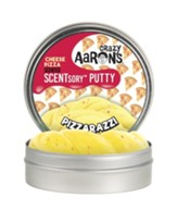 Pizzarazzi, Cheese Pizza Scented Putty