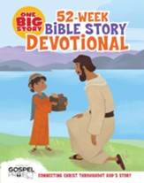 One Big Story 52-Week Bible Story Devotional - eBook