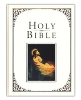Holman KJV Family Bible White - Imperfectly Imprinted Bibles