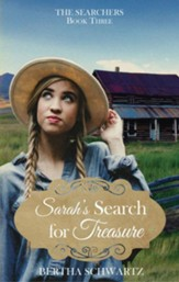 Sarah's Search for Treasure - eBook