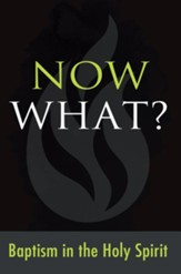 Now What? Baptism in the Holy Spirit - eBook