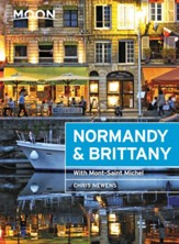 Moon Normandy & Brittany: With Mont-Saint-Michel - eBook