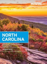 Moon North Carolina: With Great Smoky Mountains National Park - eBook