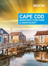 Moon Cape Cod, Martha's Vineyard & Nantucket - eBook