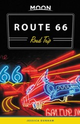 Moon Route 66 Road Trip - eBook