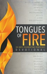 Tongues of Fire Devotional: 50 Days Celebrating Pentecost - eBook